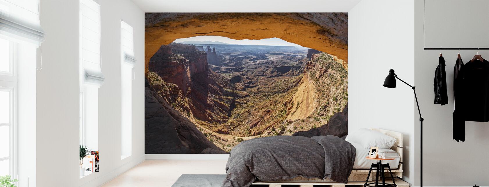Mesa Arch - Tapetti - Makuuhuone