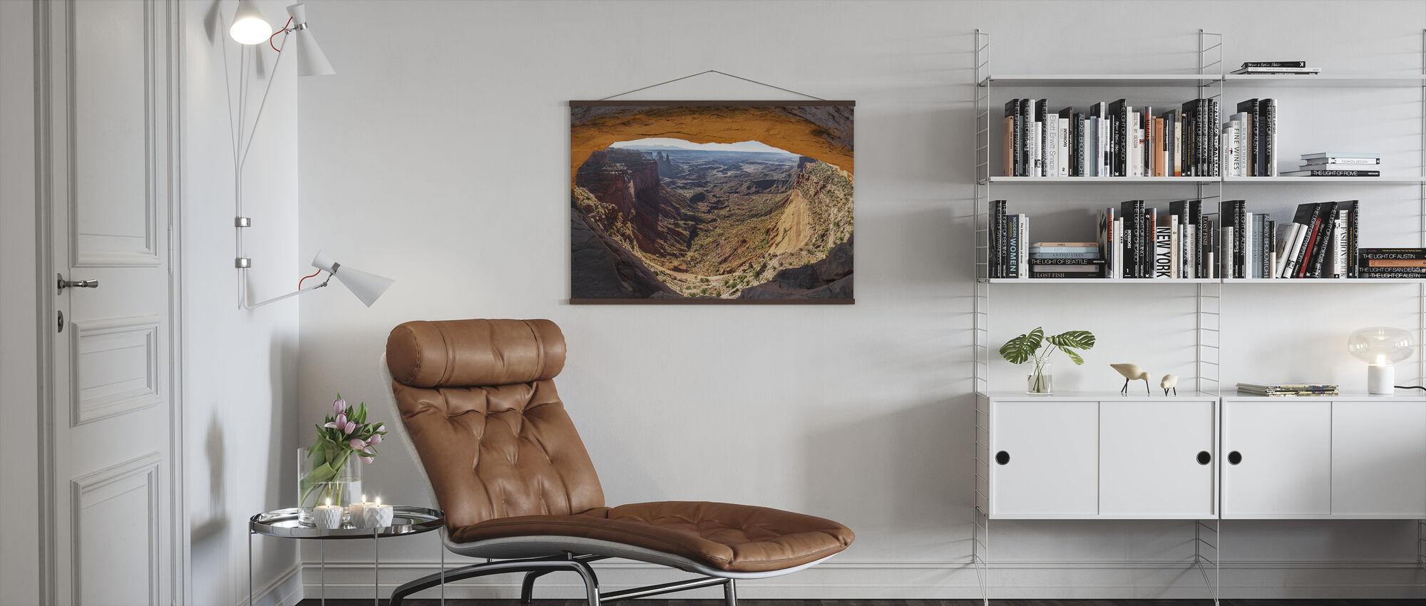 Mesa Arch - Juliste - Olohuone