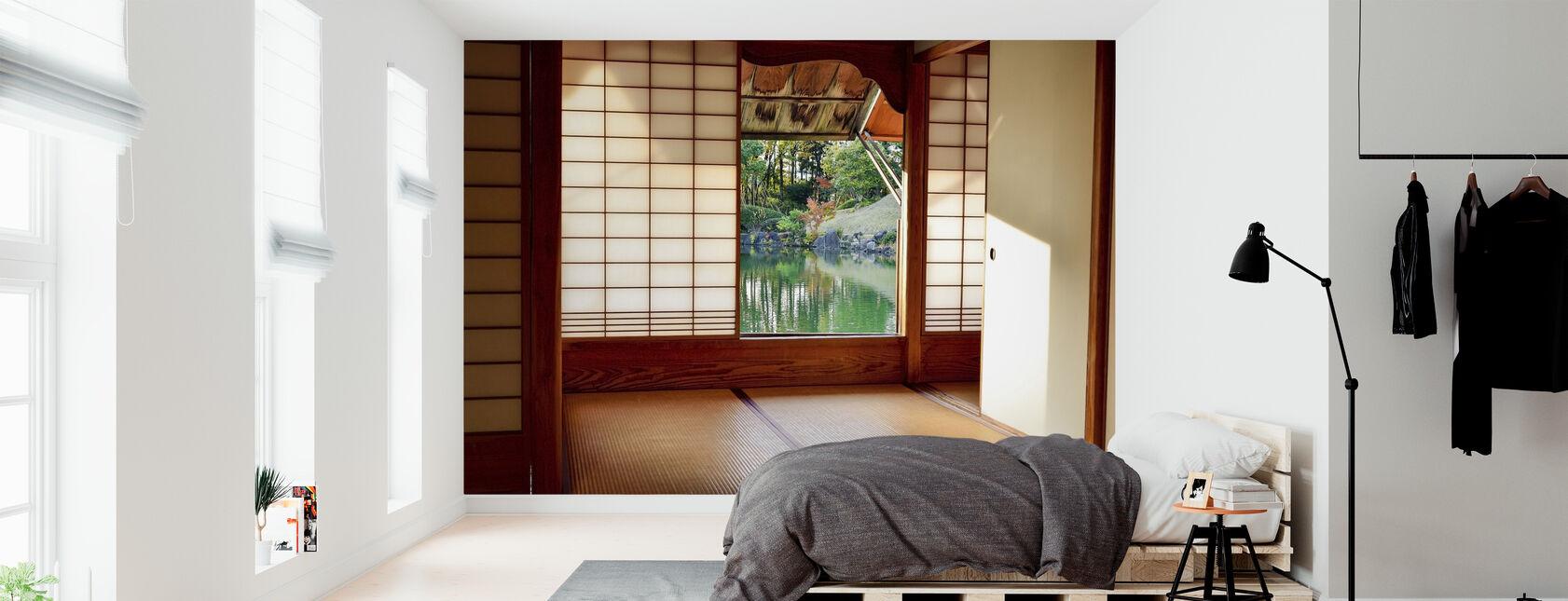 Chambre Japonaise - Papier peint - Chambre
