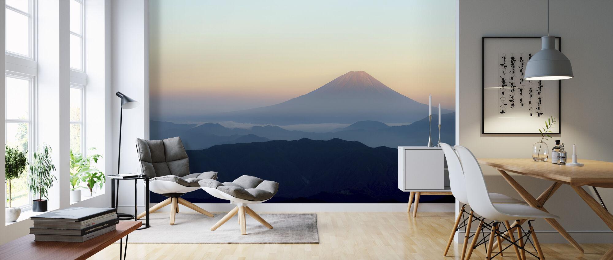Mt. Fuji - Papel pintado - Salón