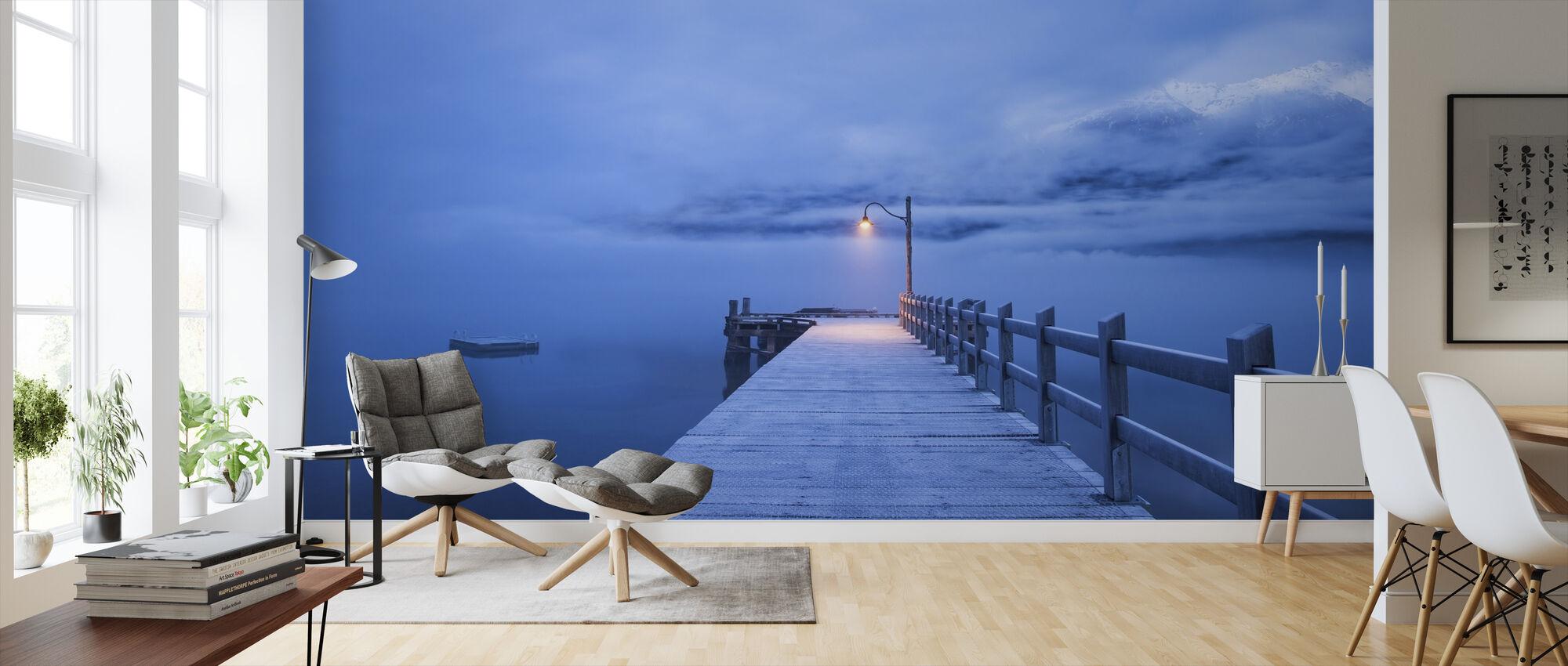Seascape - Wallpaper - Living Room