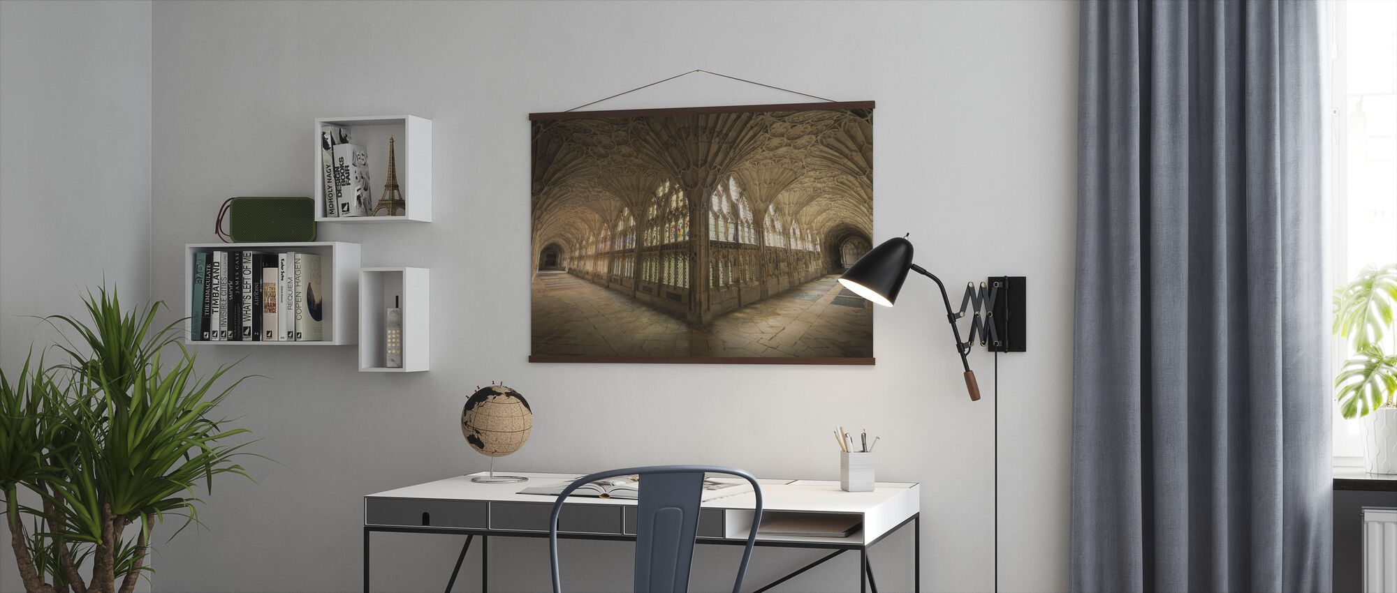 Abbey - Poster - Office