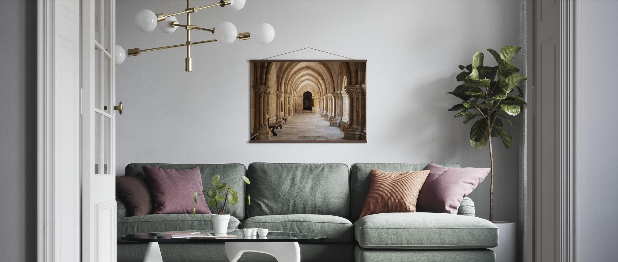 Hallway - Poster - Living Room
