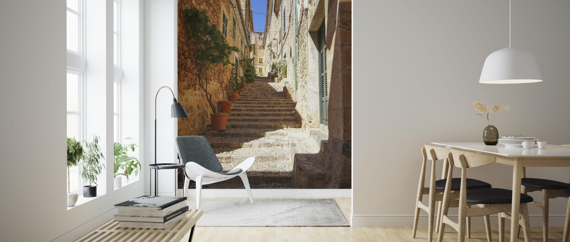 The Fornalutx - Wallpaper - Living Room