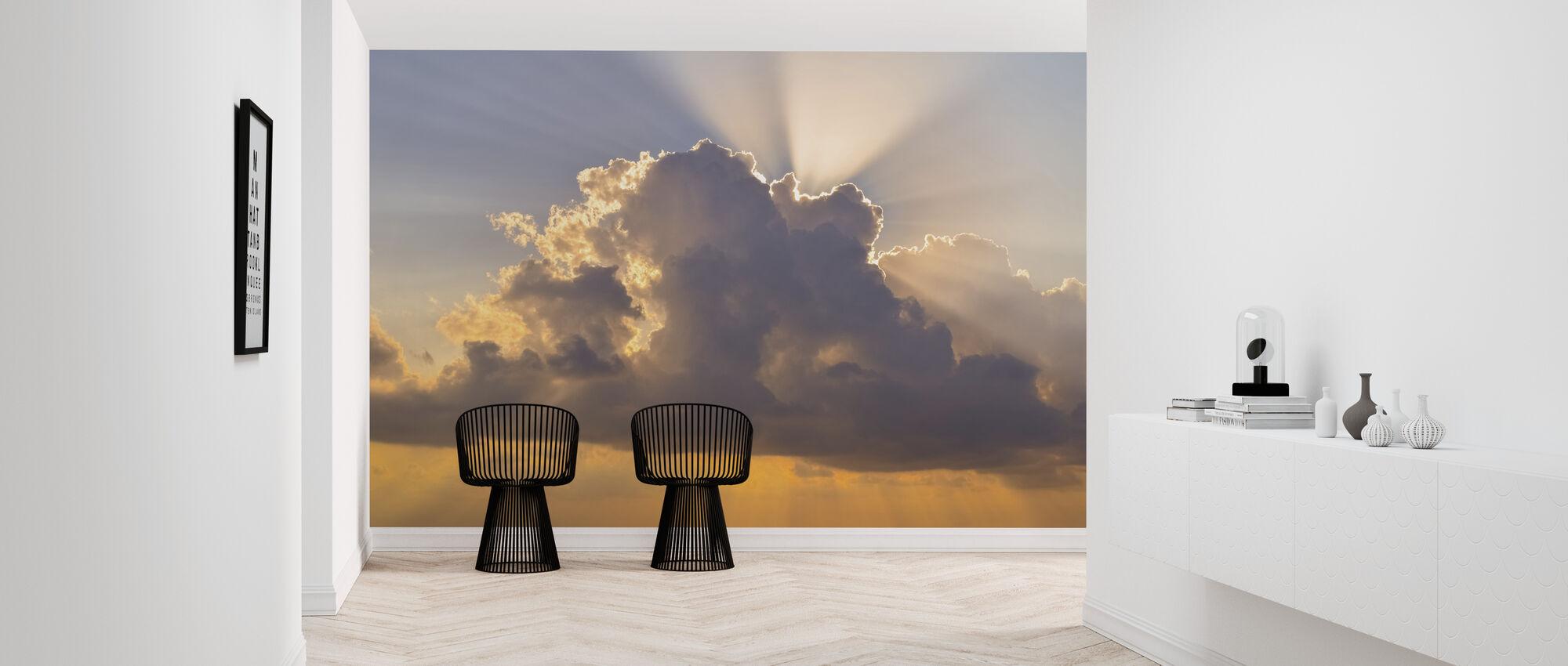 Cloudscape - Tapeta - Przedpokój