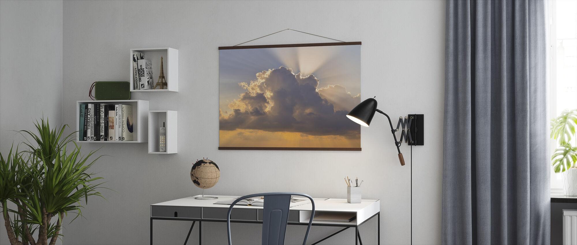 Cloudscape - Plakat - Kontor