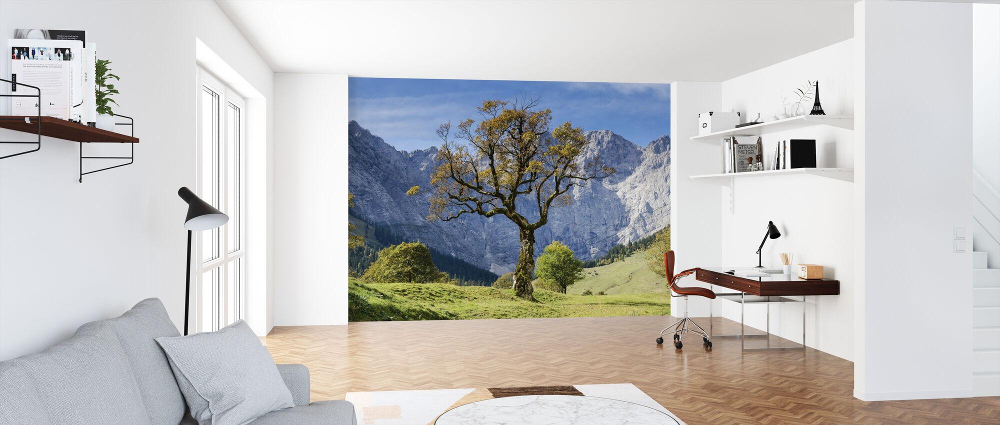 The Tree - Wallpaper - Office