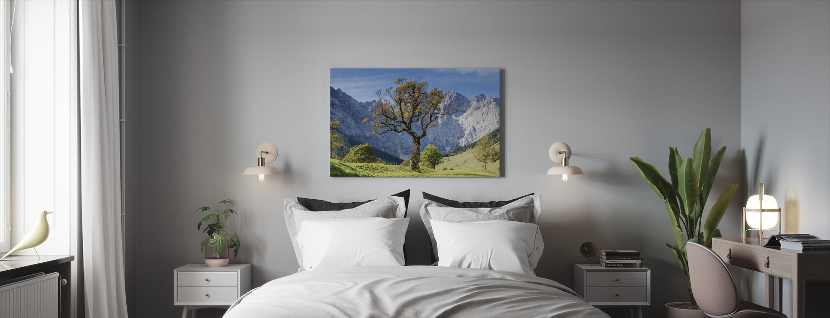 The Tree - Canvas print - Bedroom