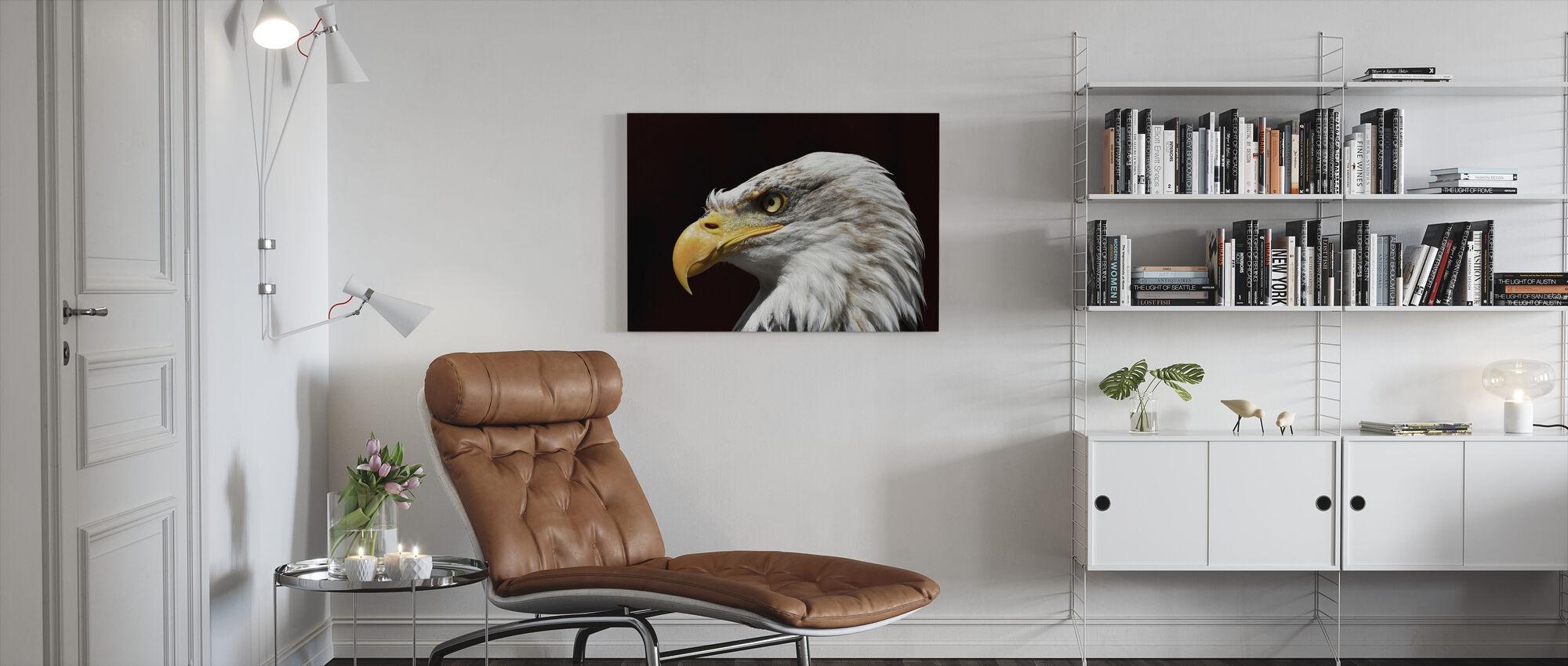 Kale Adelaar - Canvas print - Woonkamer