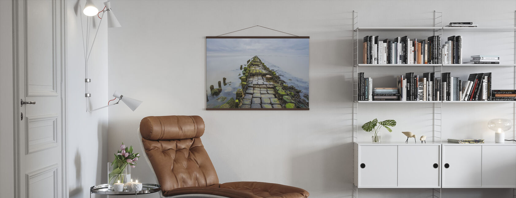Kamienna ścieżka - Plakat - Pokój dzienny
