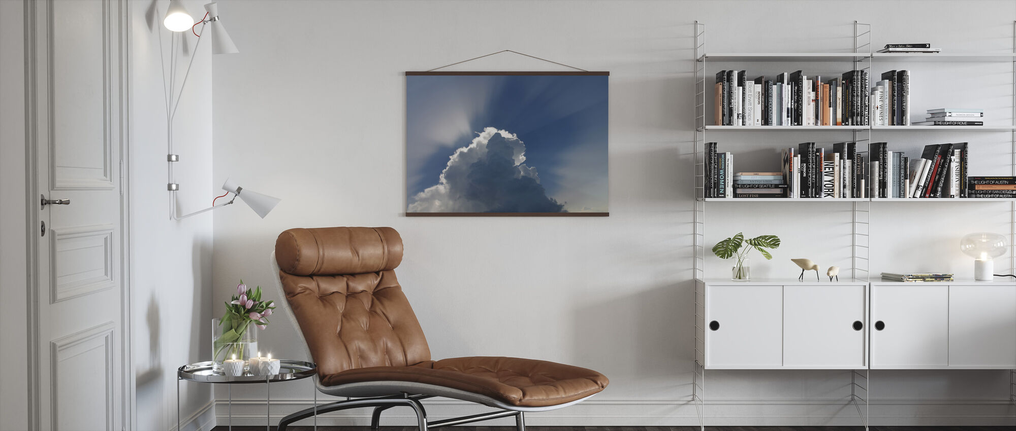 Clouds - Poster - Living Room