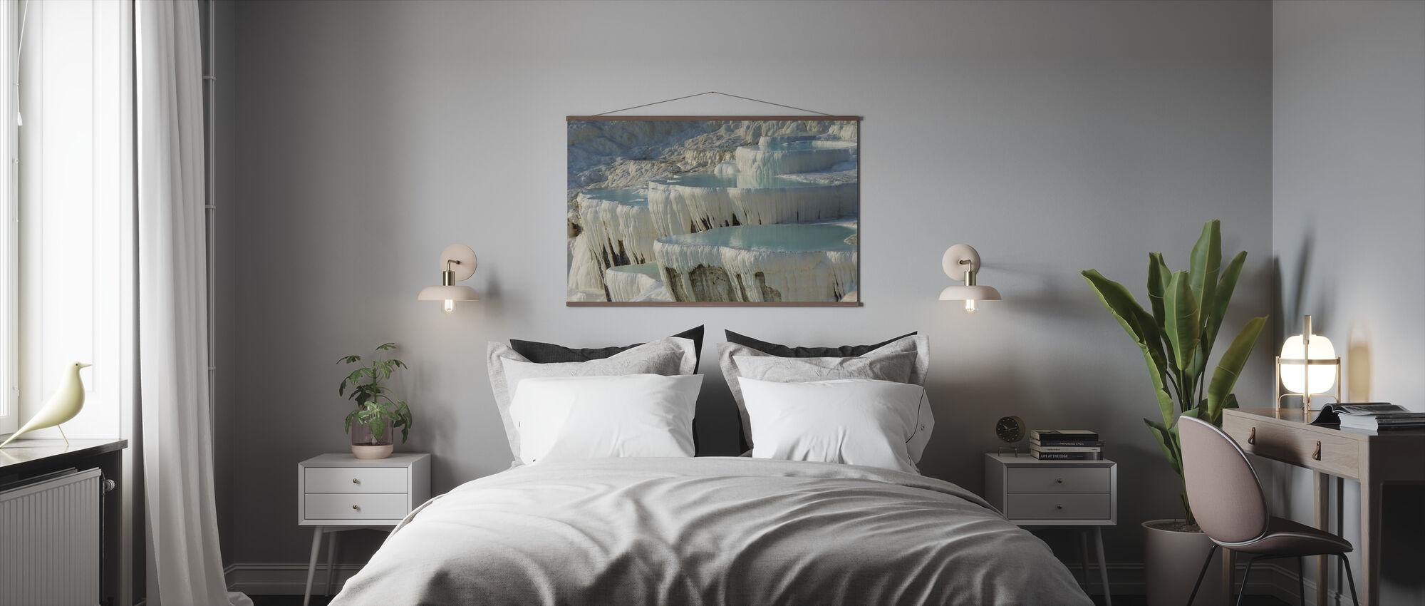 Pamukkale Speleothems - Poster - Bedroom