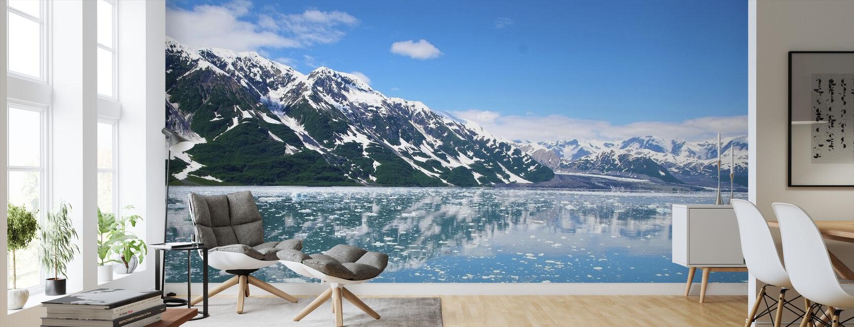 Alaska-gebergte - Behang - Woonkamer