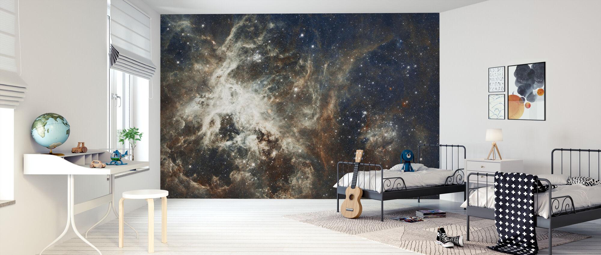 Galaksi - Tapetti - Lastenhuone