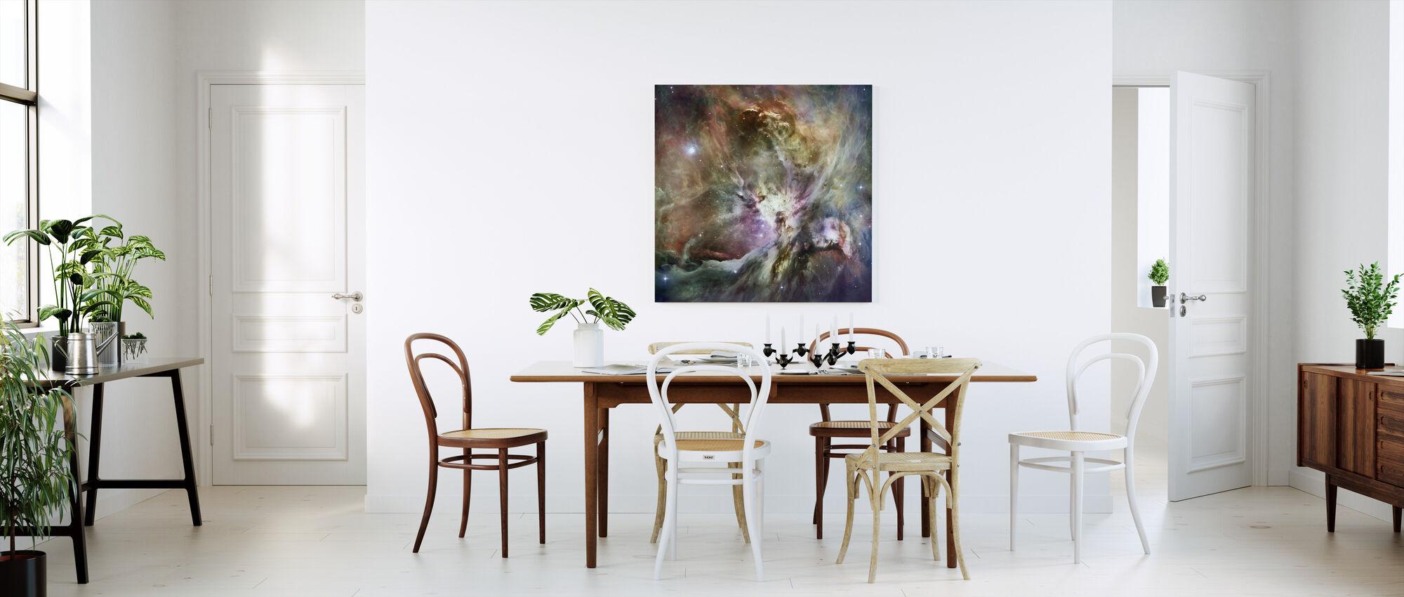 Orion Nebula - Canvas print - Kitchen