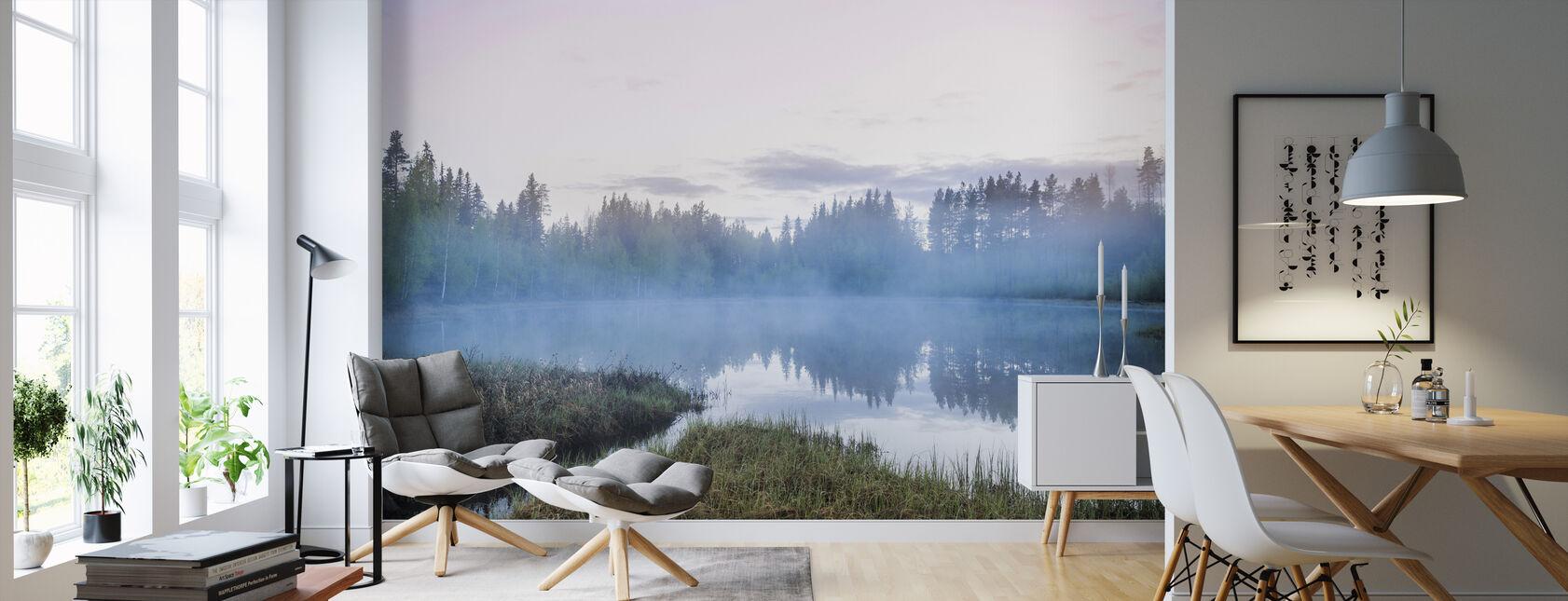 Colors of June - Wallpaper - Living Room