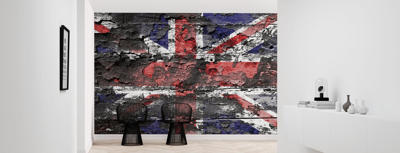 Ison-Britannian lippu - Tapetti - Aula