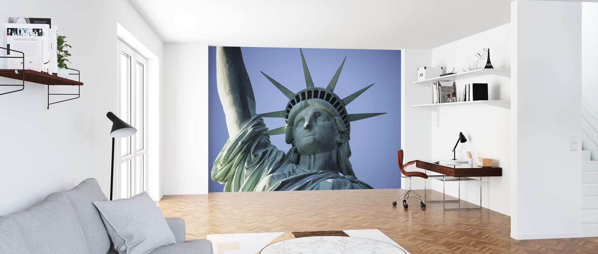 Vrijheidsbeeld - Behang - Kantoor
