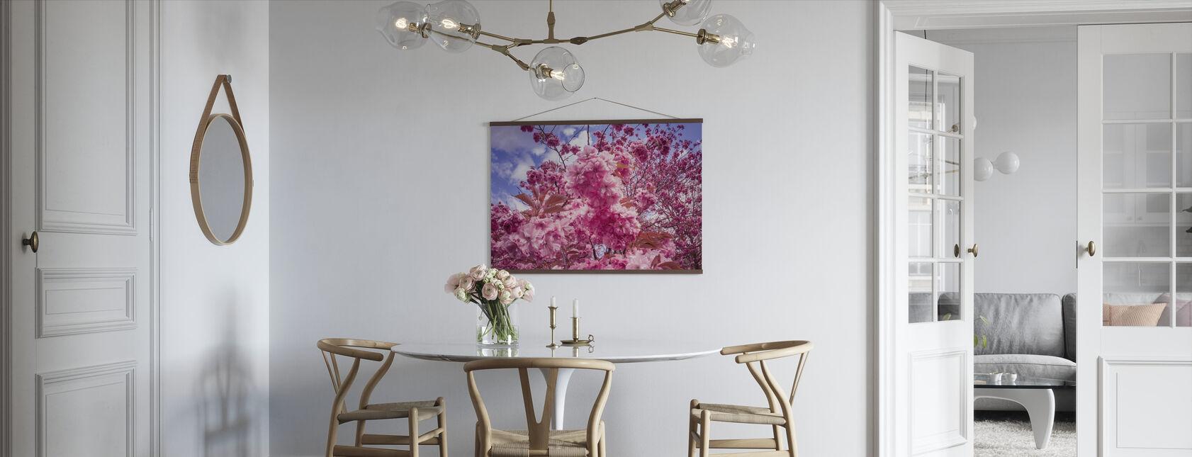 Japanese Cherry Trees - Poster - Kitchen