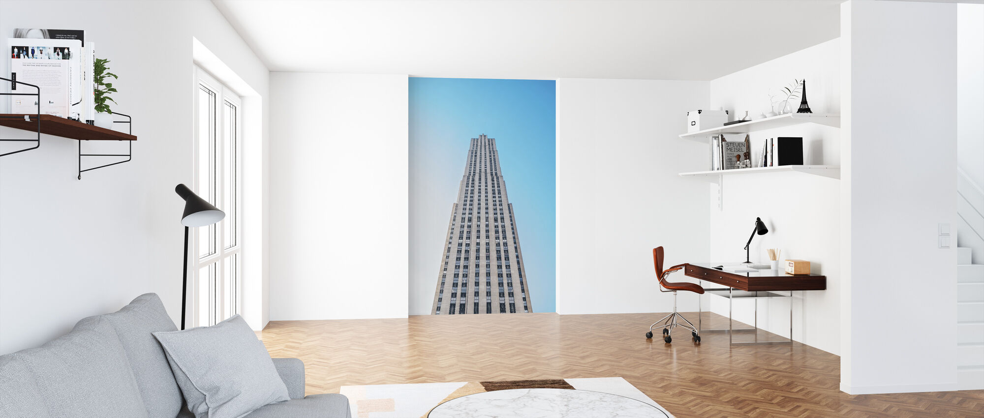 Downtown Skyscrapper - Wallpaper - Office