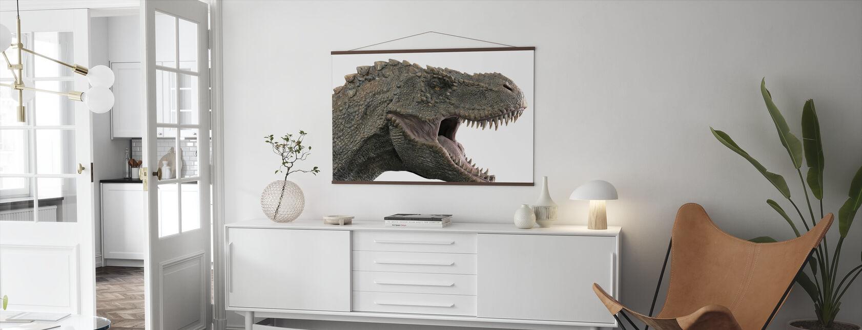 T-Rex Dinosaur - Poster - Living Room