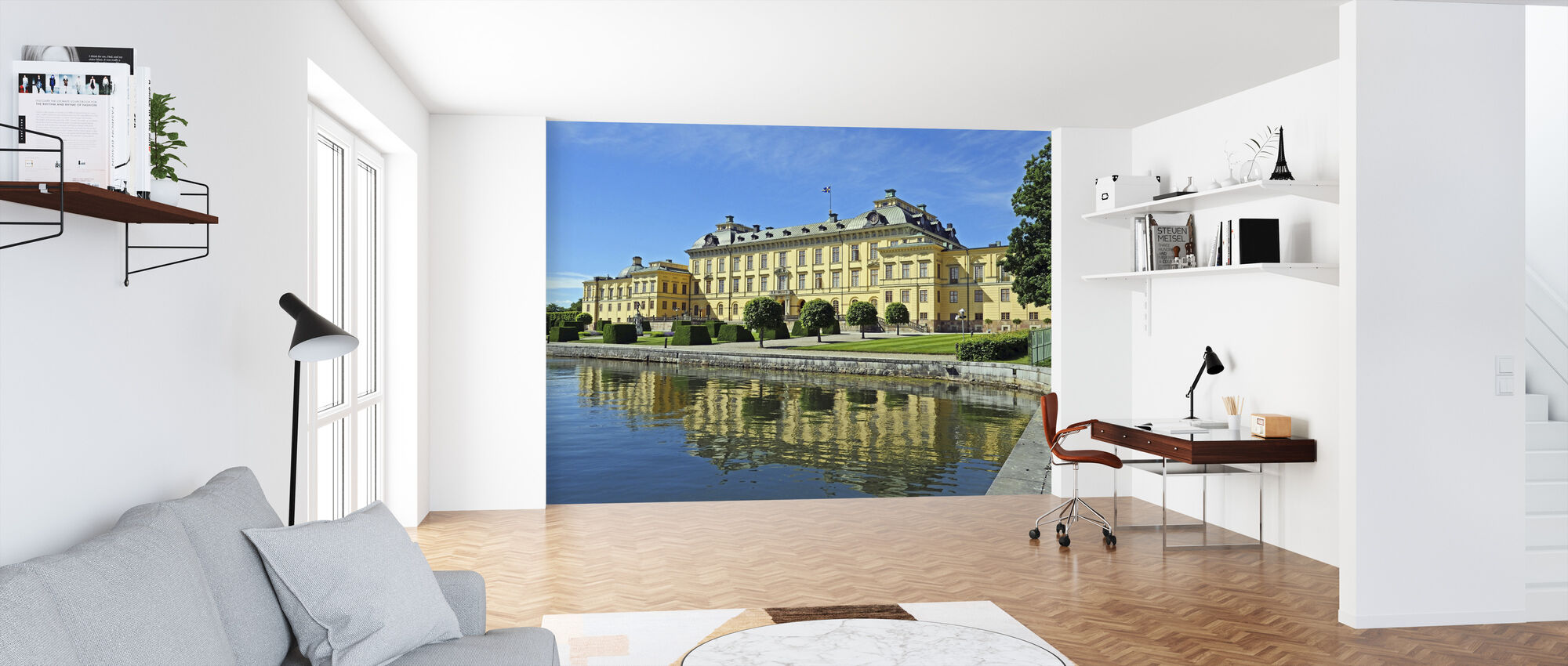 The Royal Palace - Wallpaper - Office