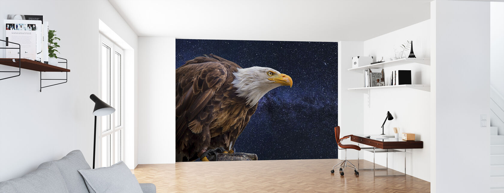 The Bald Eagle - Wallpaper - Office