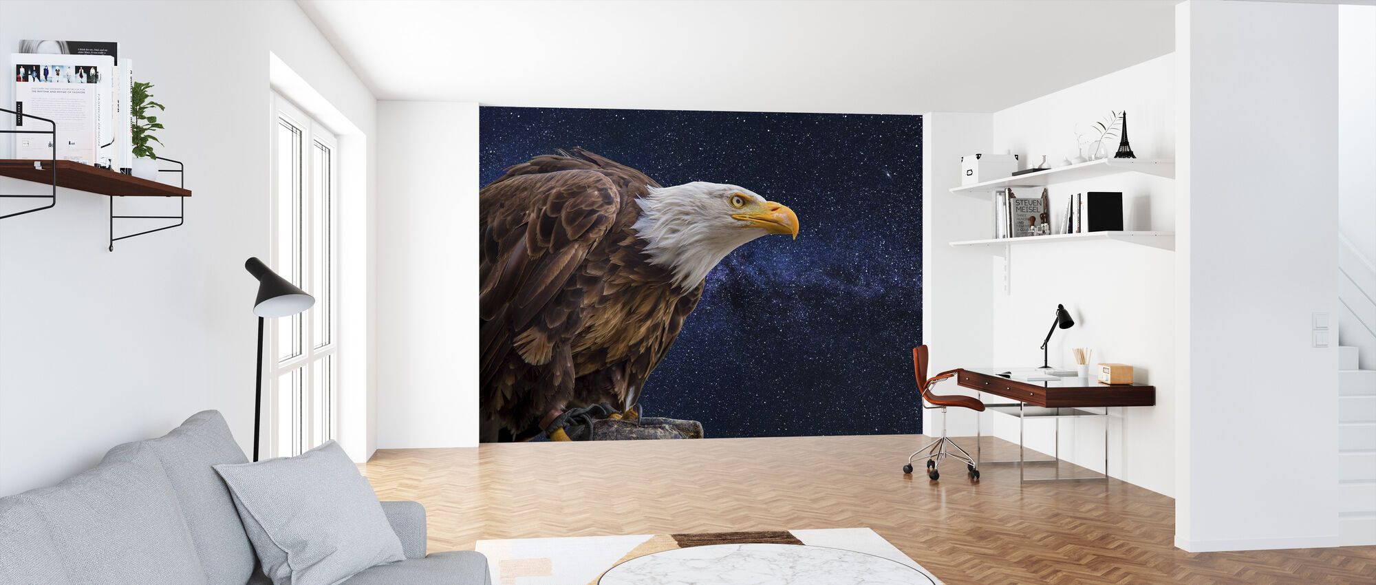 The Bald Eagle - Wallpaper - Office