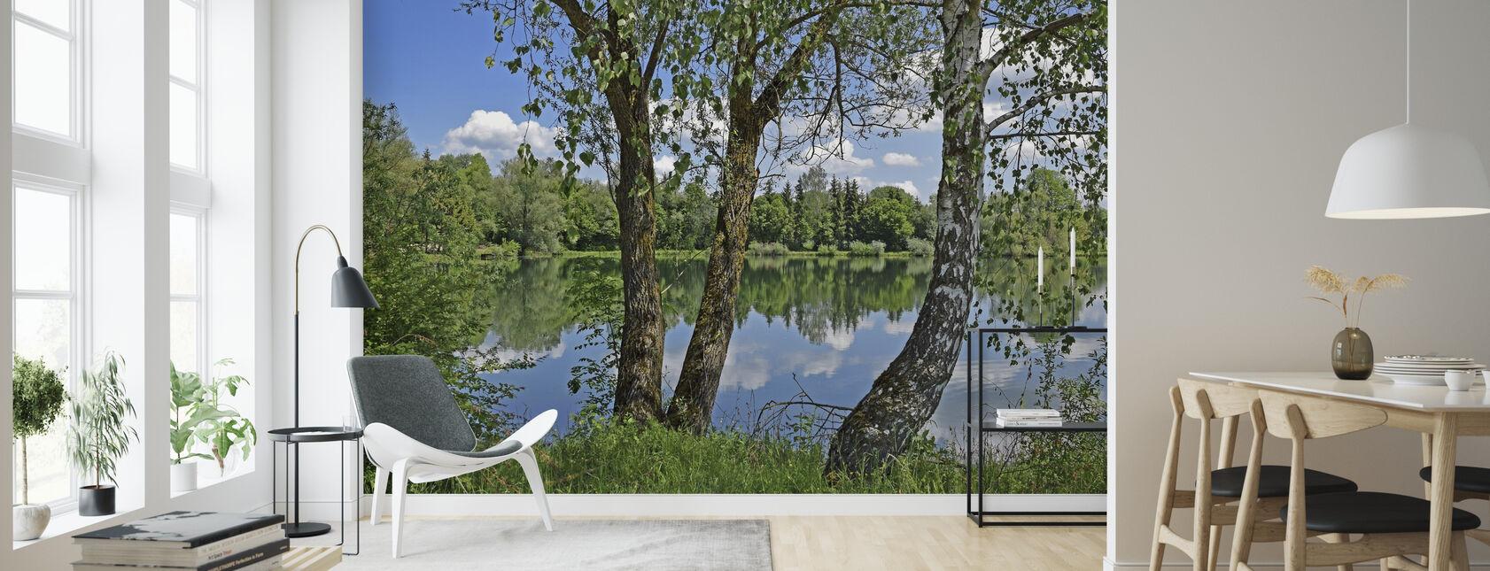 Lake Park - Tapet - Vardagsrum