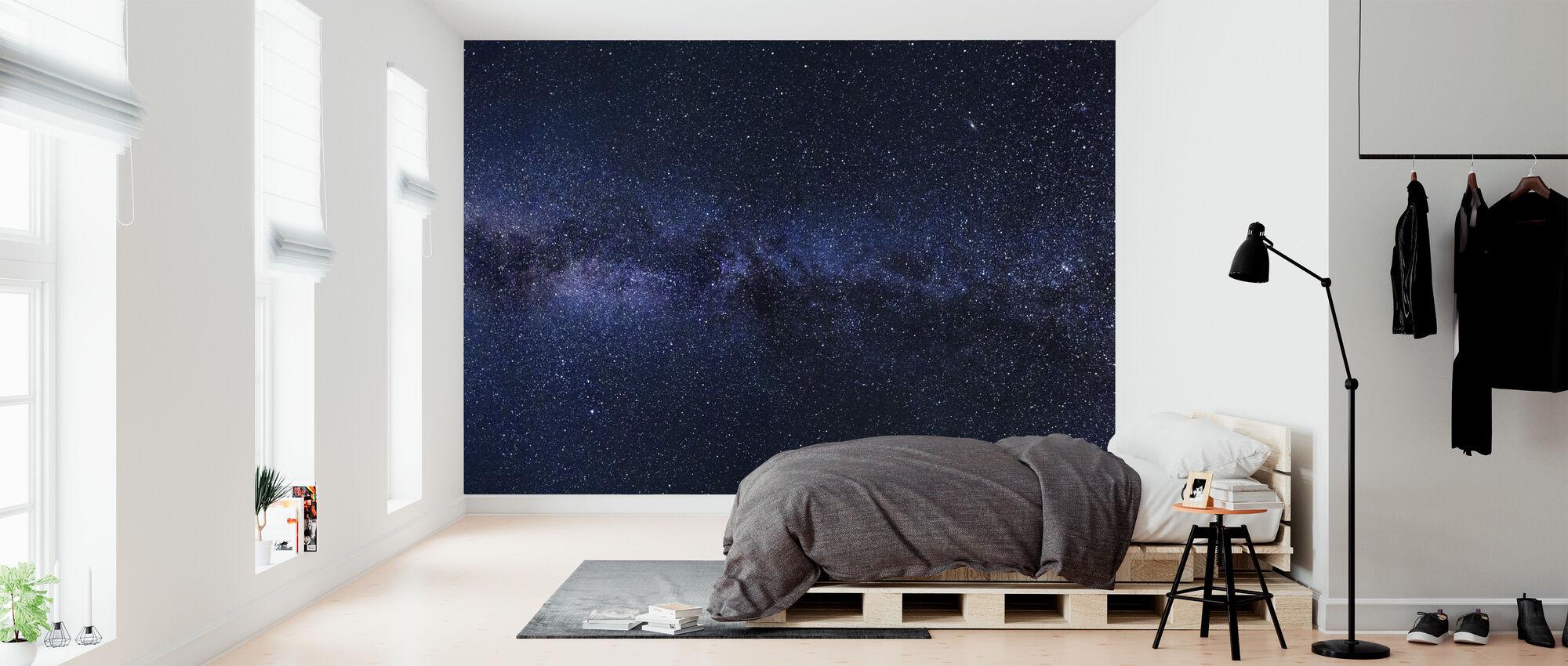 Mystical Starry Sky - Wallpaper - Bedroom