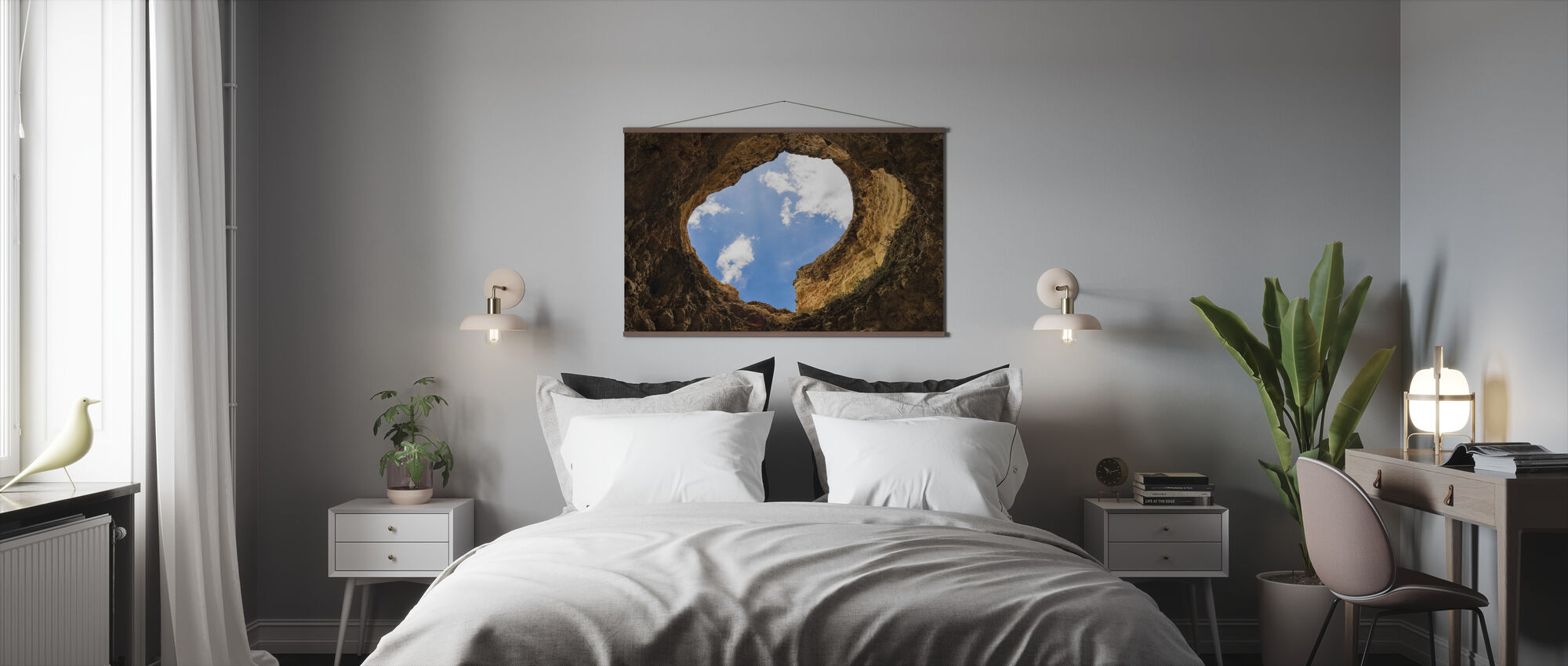 Cave Hole - Poster - Bedroom