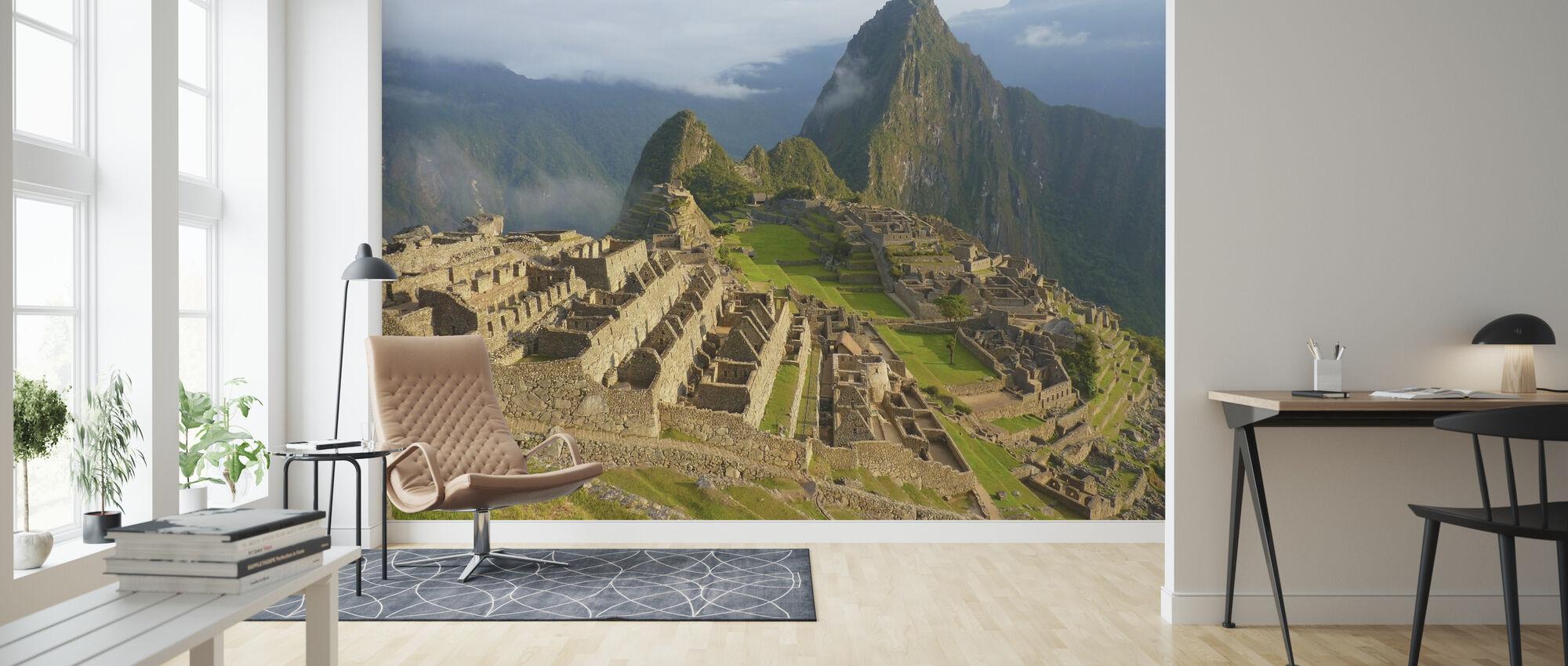 Machu Picchu - Tapet - Vardagsrum
