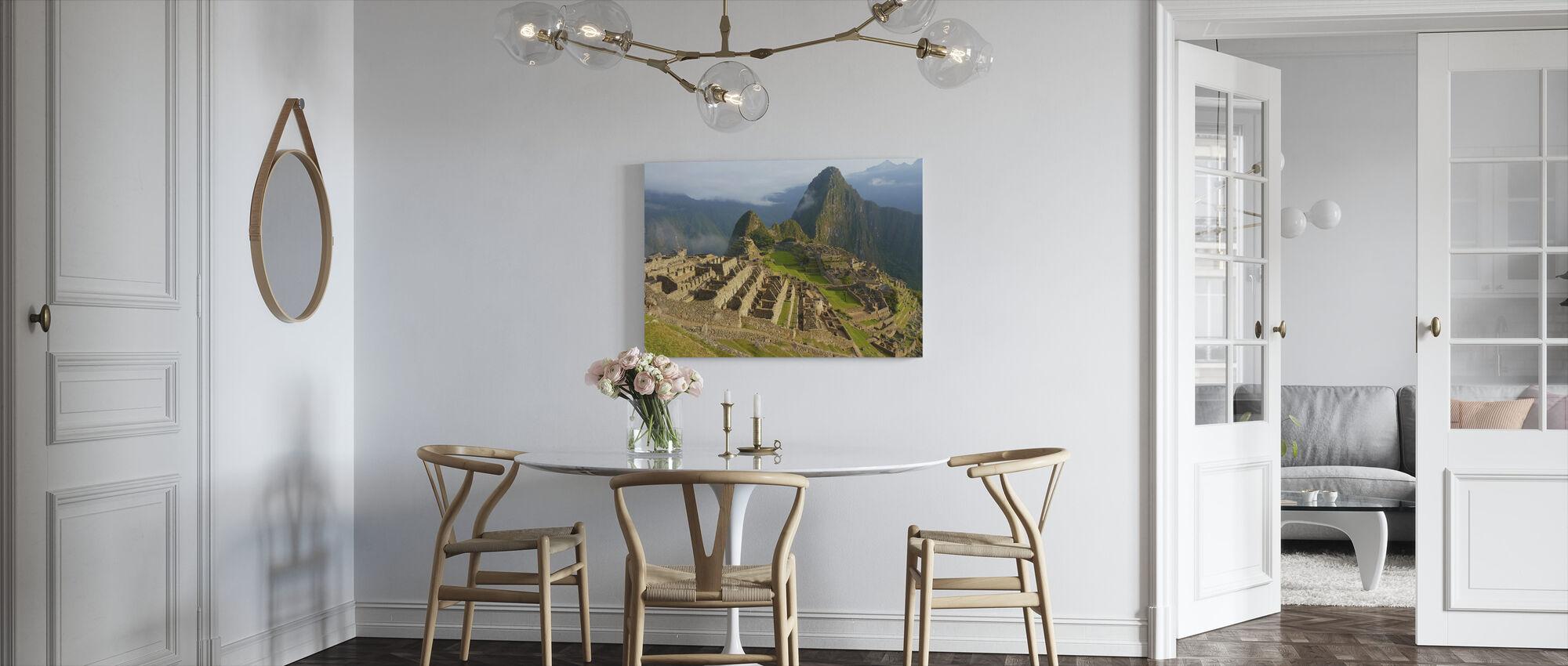 Machu Picchu - Canvas print - Kitchen