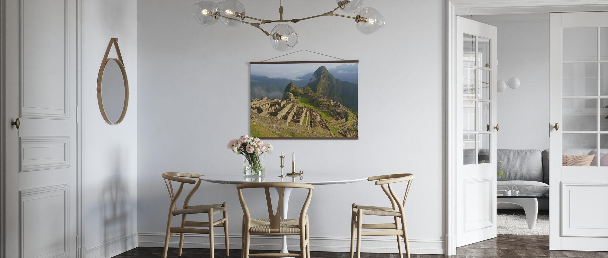 Machu Picchu - Plakat - Kjøkken