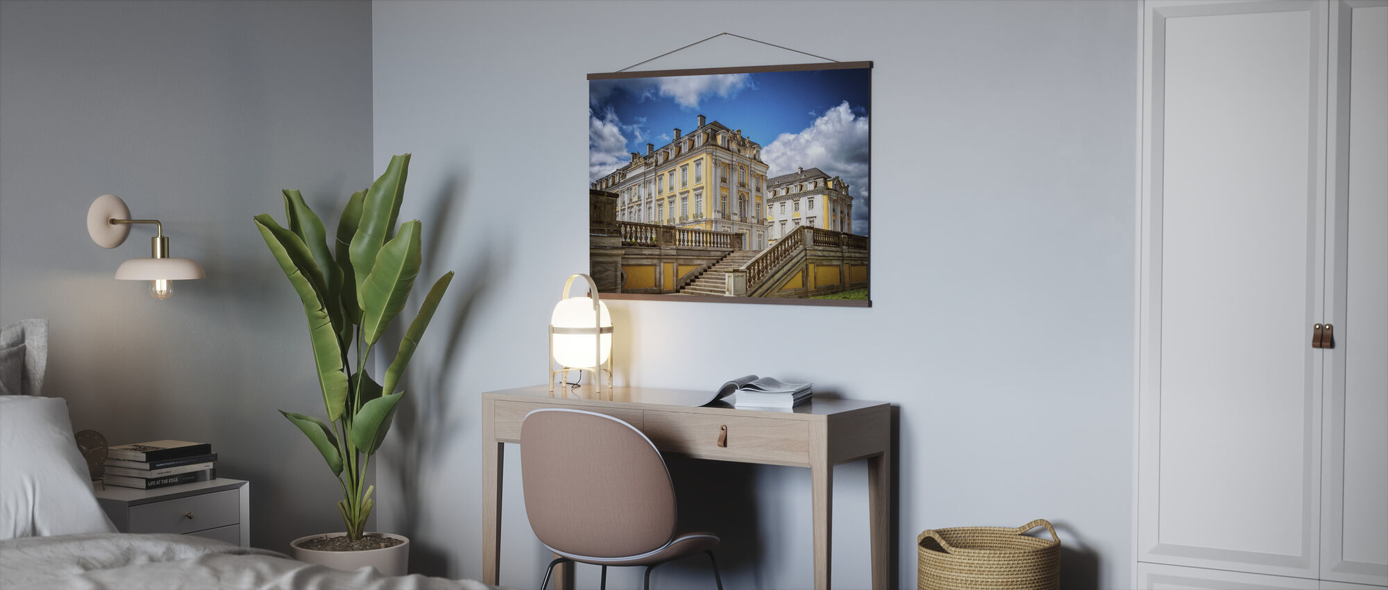 Baroque Castle - Poster - Office