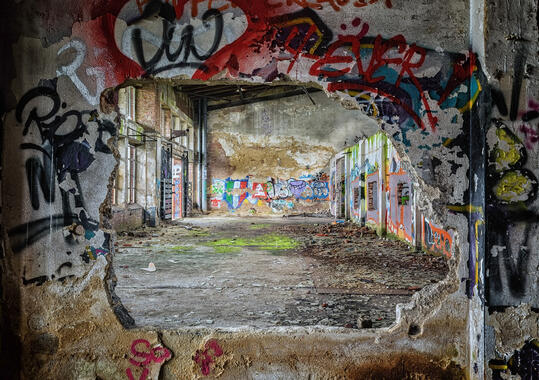 Graffiti Street Art Popular Wall Murals Photowall