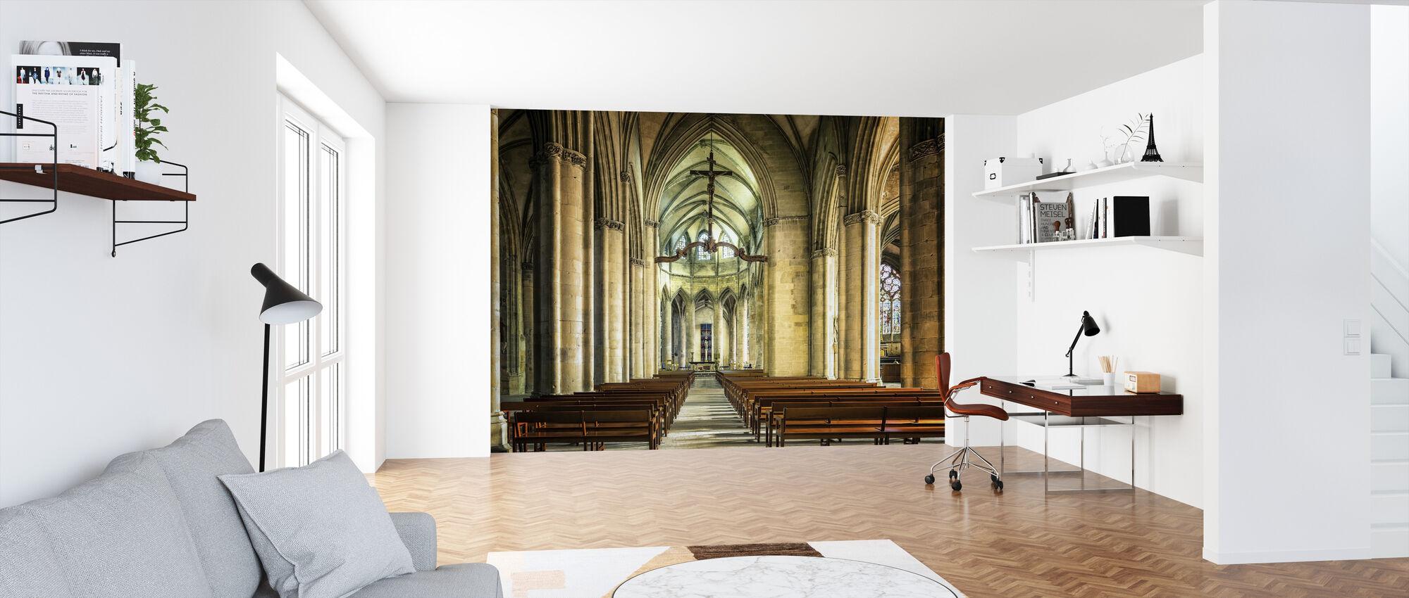 Katedraali - Tapetti - Toimisto