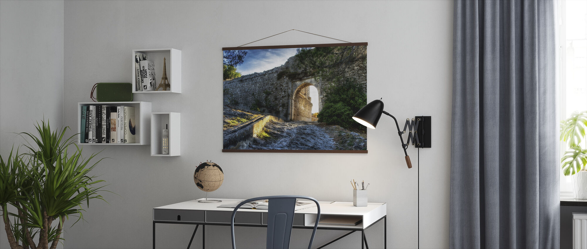 Steep Passage - Poster - Office