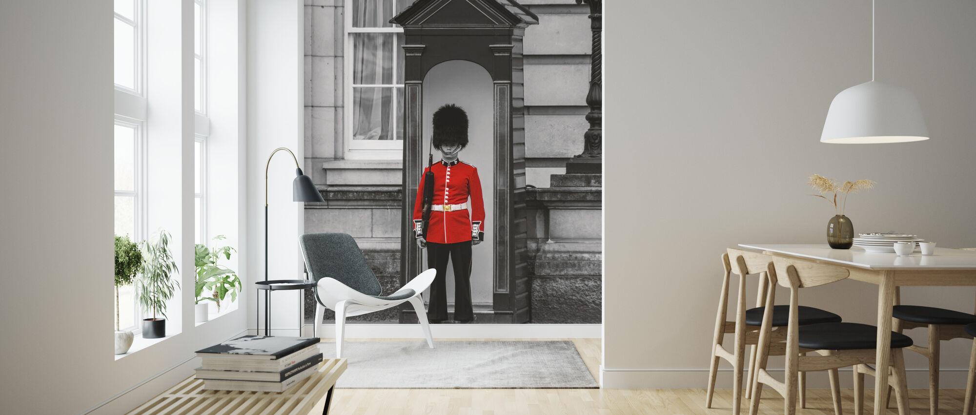 Grenadier Guard - Wallpaper - Living Room