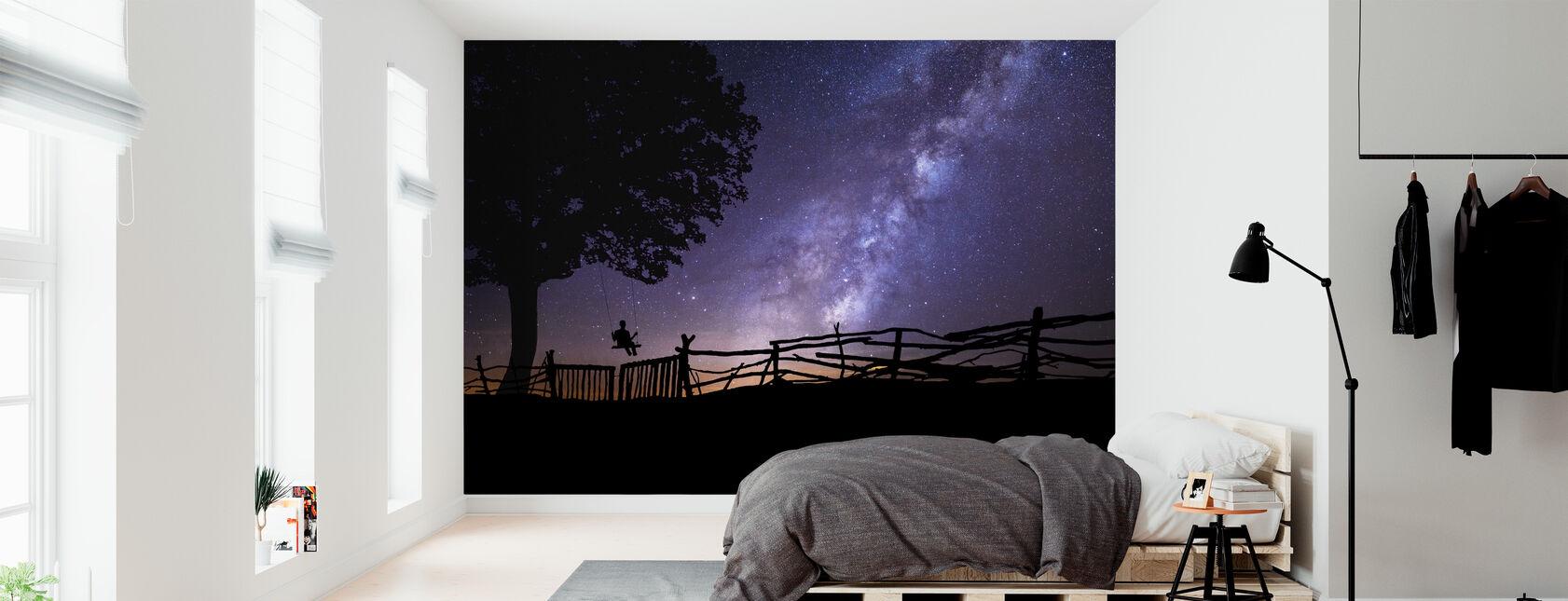 Stjernehimmel - Tapet - Soverom