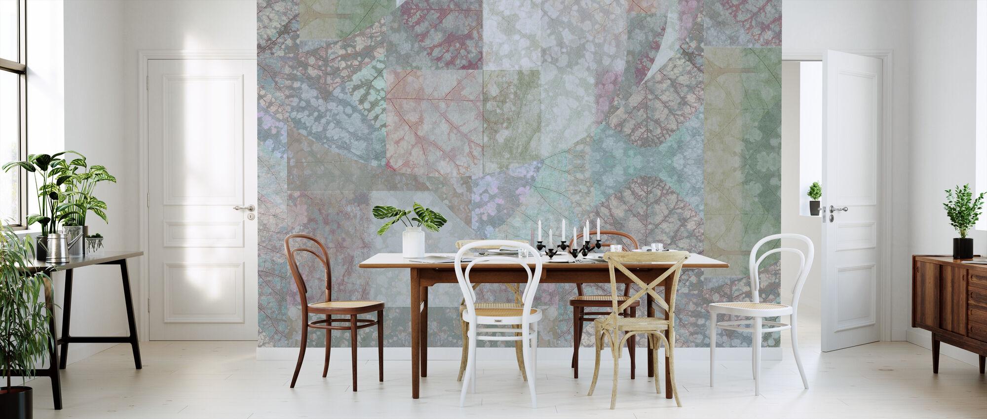 Leaf Model II - Wallpaper - Kitchen