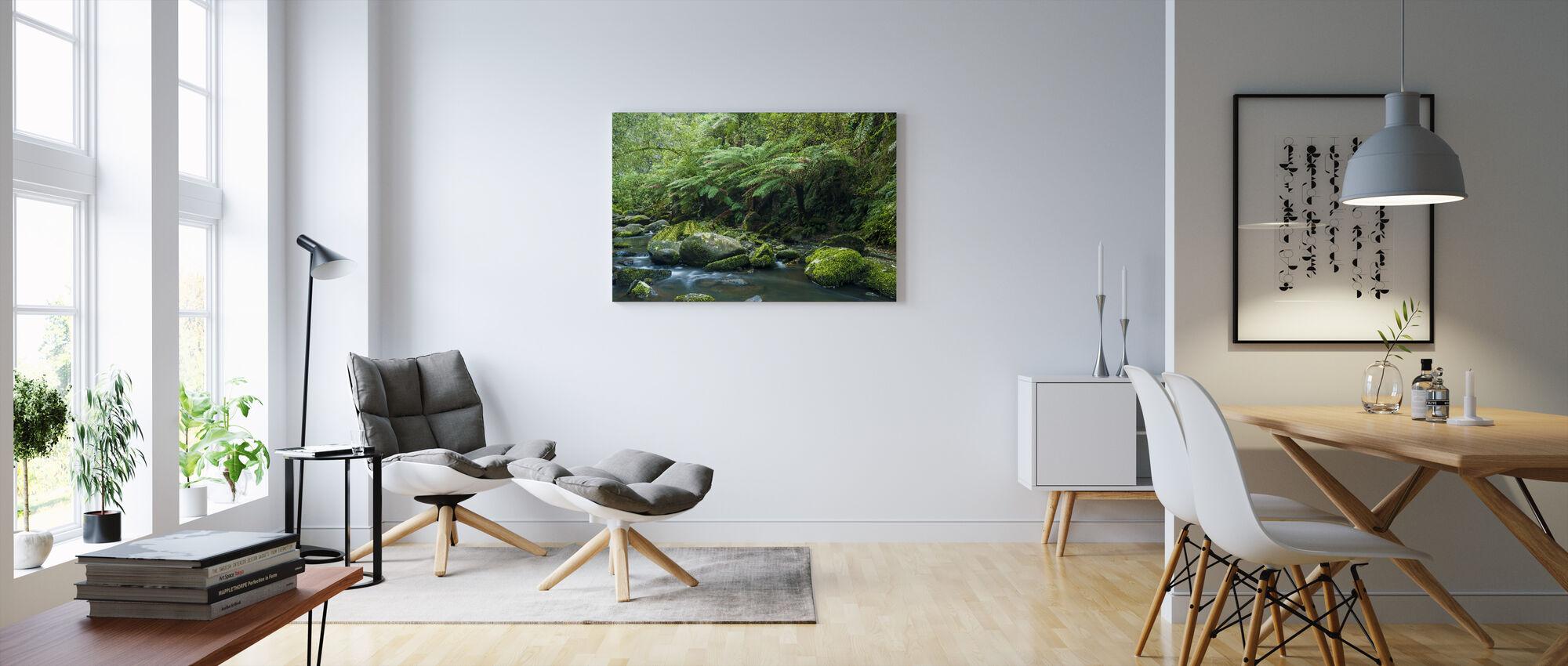 Nationaal park Great Otway - Canvas print - Woonkamer