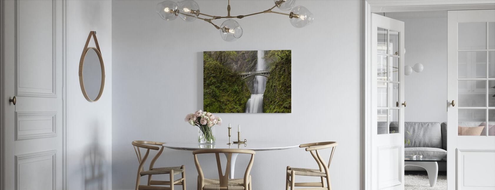 Multnomah Falls - Canvas print - Kitchen