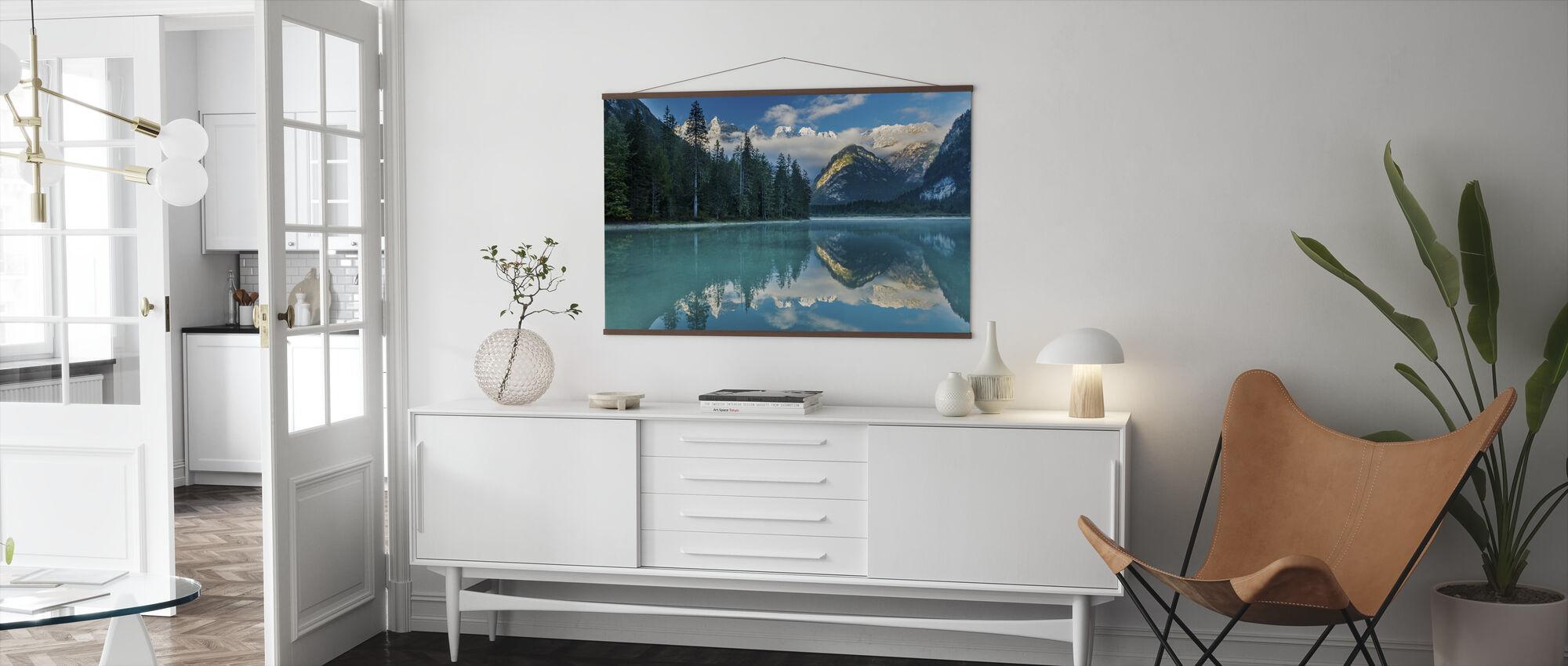 Lake Landro - Poster - Living Room