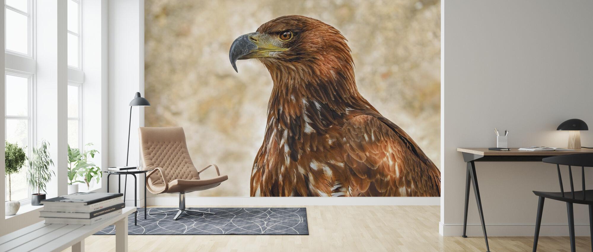 Bird of Prey - Wallpaper - Living Room