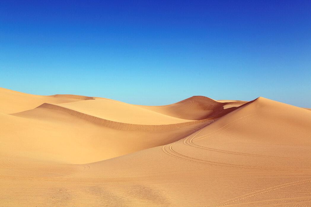 Desert Sand Dunes - fotomural a buen precio - Photowall