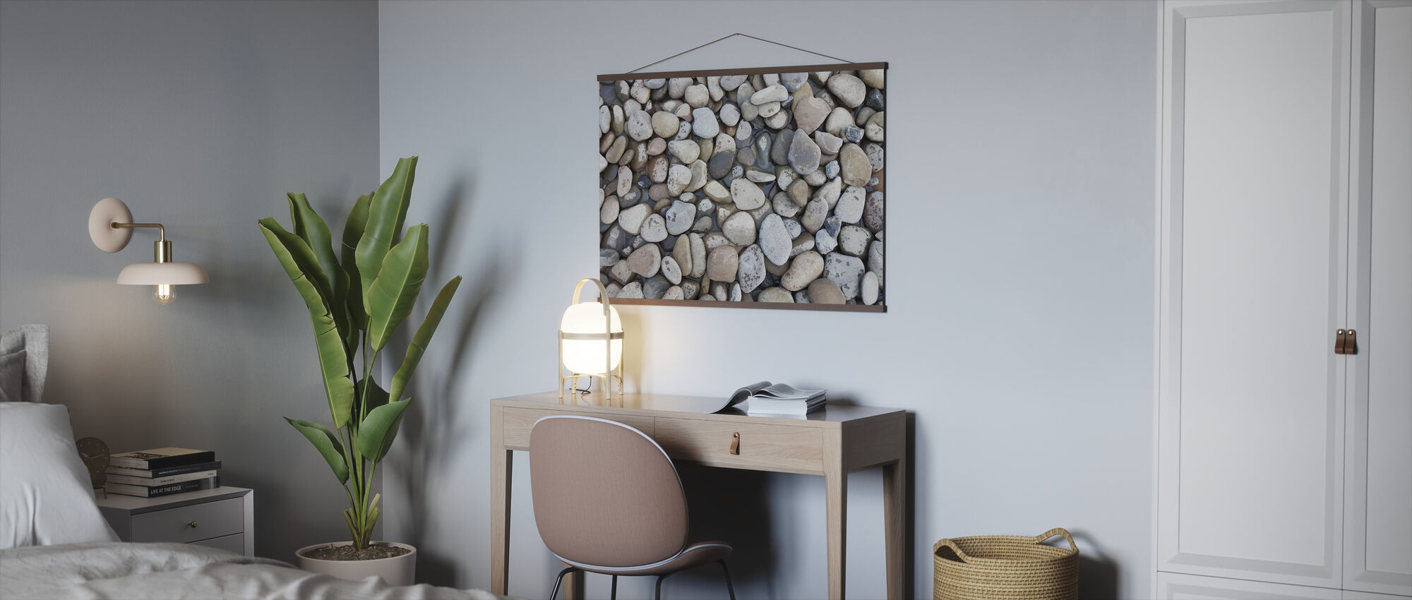 Stones - Poster - Office