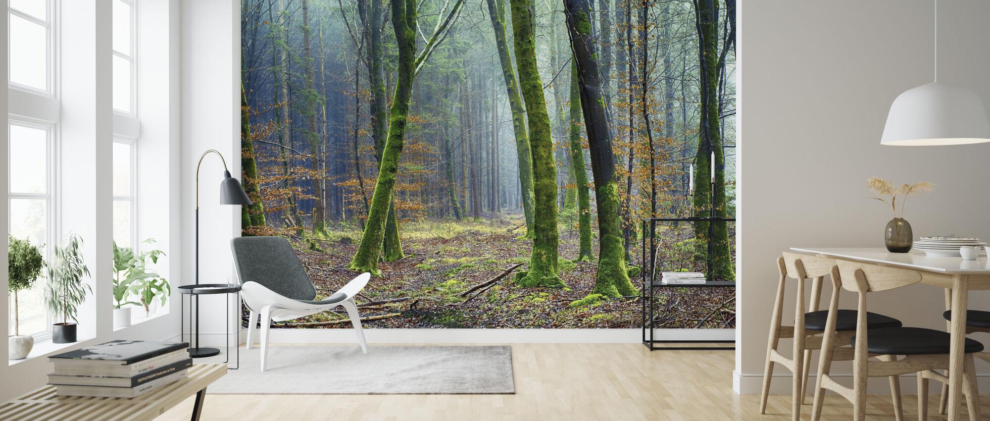 Skogen - Tapet - Vardagsrum
