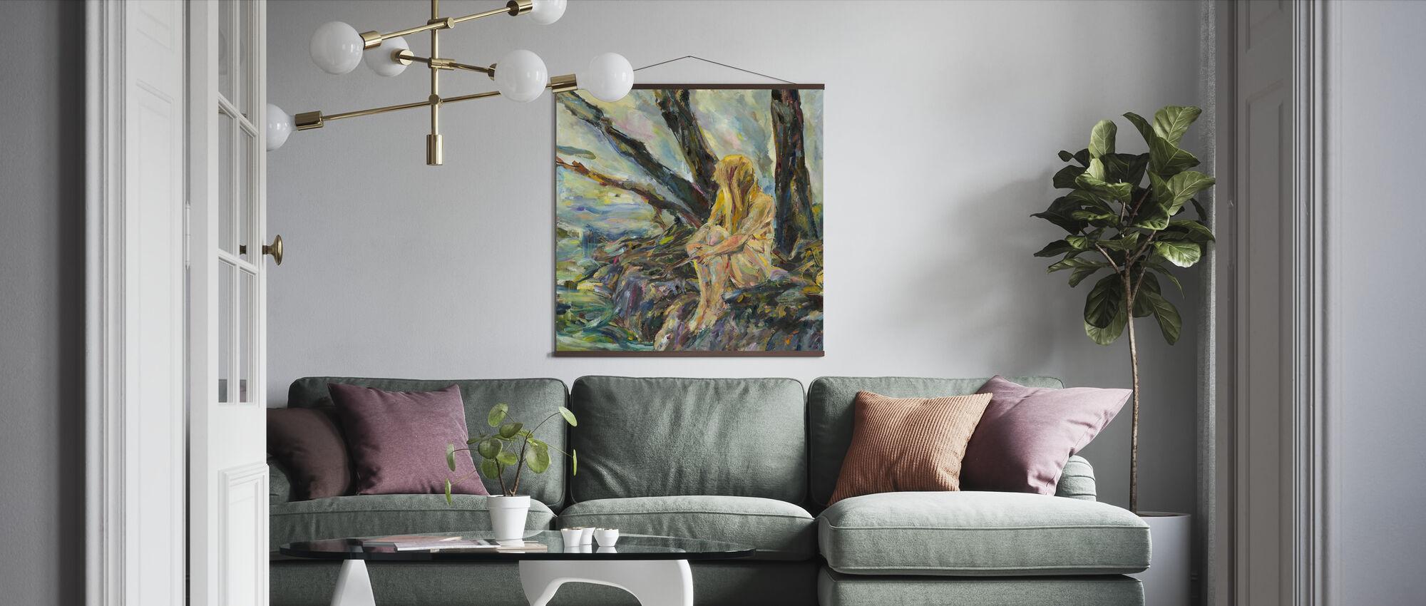 Dromskog - Poster - Living Room