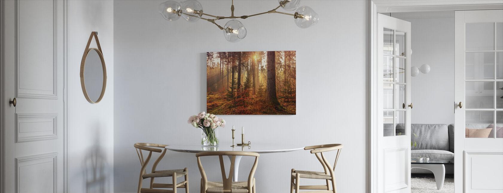 Herfst - Canvas print - Keuken